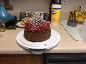 2014 bday cake